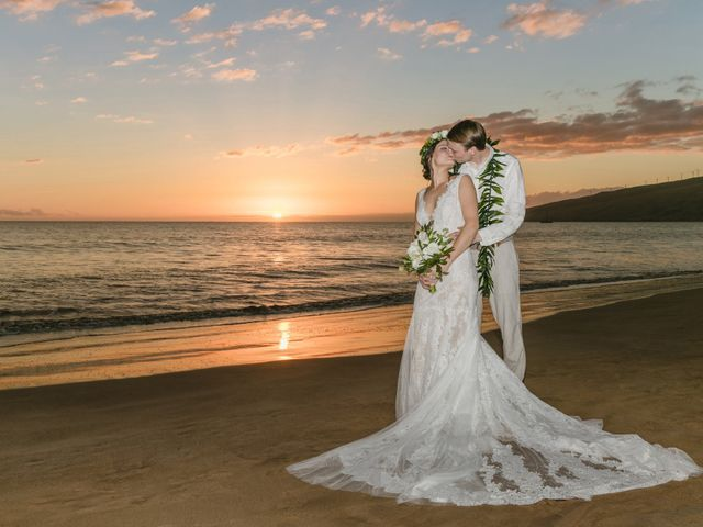 Donald and Kirby's Wedding in Kihei, Hawaii 2