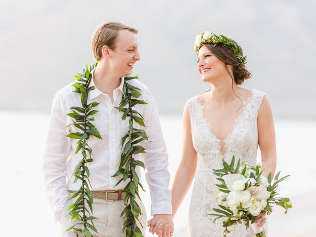 Donald and Kirby's Wedding in Kihei, Hawaii 102