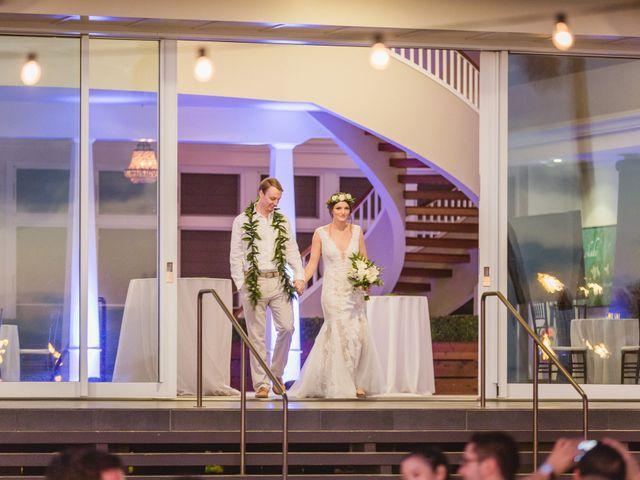 Donald and Kirby's Wedding in Kihei, Hawaii 103