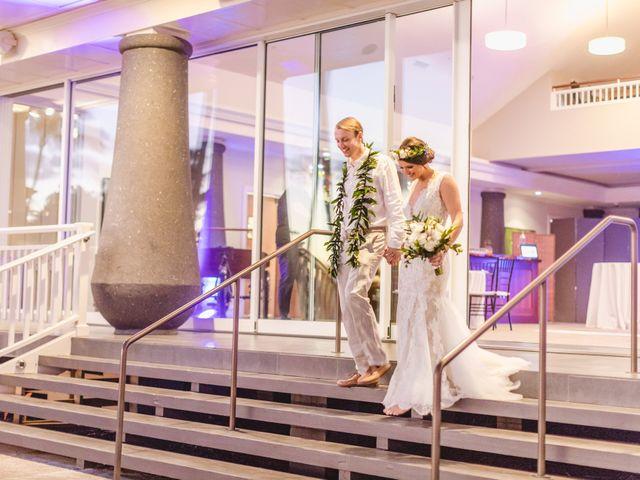 Donald and Kirby's Wedding in Kihei, Hawaii 105