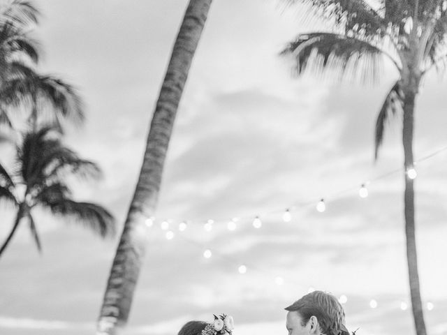 Donald and Kirby's Wedding in Kihei, Hawaii 106