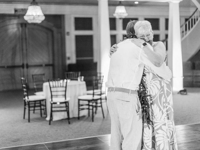 Donald and Kirby's Wedding in Kihei, Hawaii 123