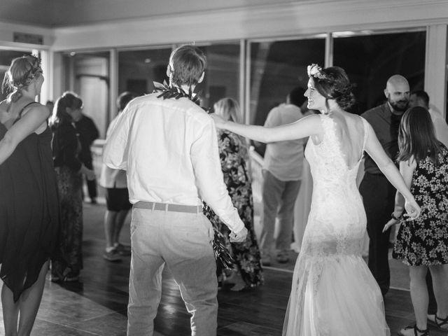 Donald and Kirby's Wedding in Kihei, Hawaii 125