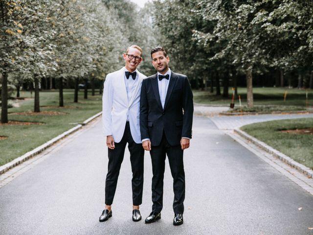 The wedding of James and Renato