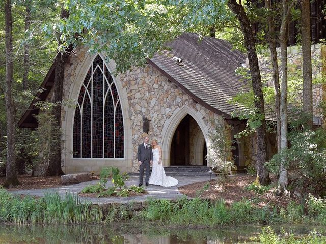 Michael and Janie's Wedding in Pine Mountain, Georgia 2