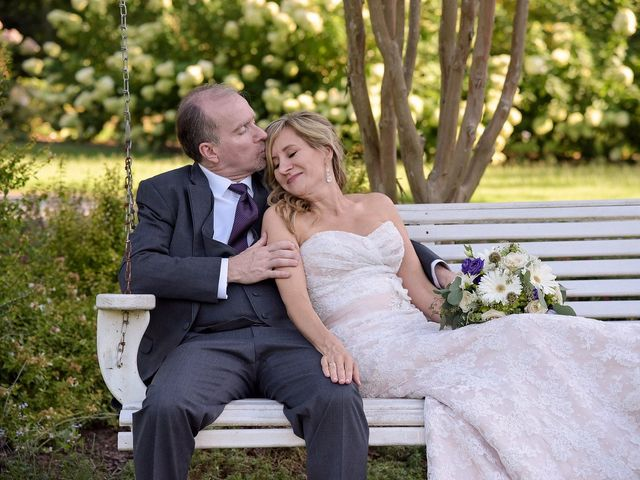 The wedding of Janie and Michael