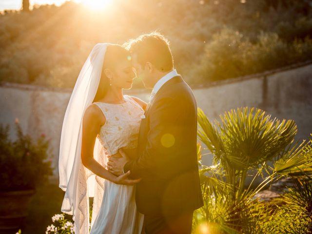 The wedding of Shumita and Michael