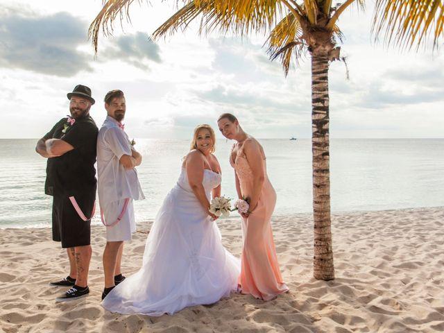 Patrick and Audree's Wedding in San Miguel de Cozumel, Mexico 5