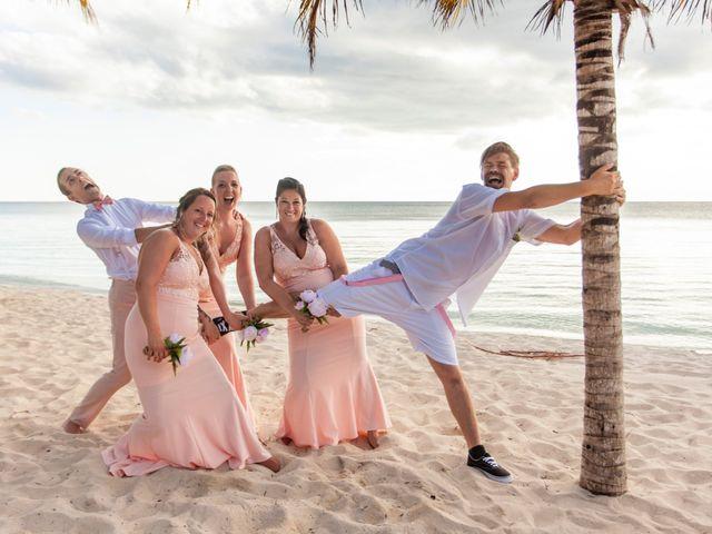 Patrick and Audree's Wedding in San Miguel de Cozumel, Mexico 8