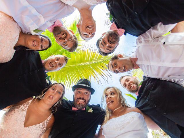 Patrick and Audree's Wedding in San Miguel de Cozumel, Mexico 1