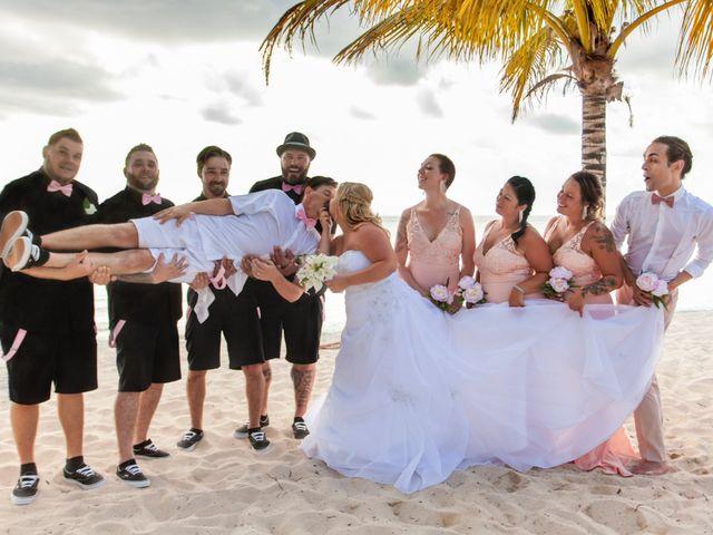 Patrick and Audree's Wedding in San Miguel de Cozumel, Mexico 2
