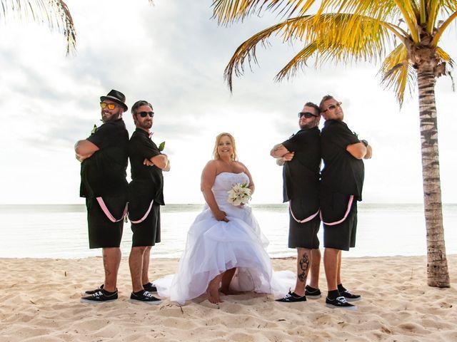 Patrick and Audree's Wedding in San Miguel de Cozumel, Mexico 9