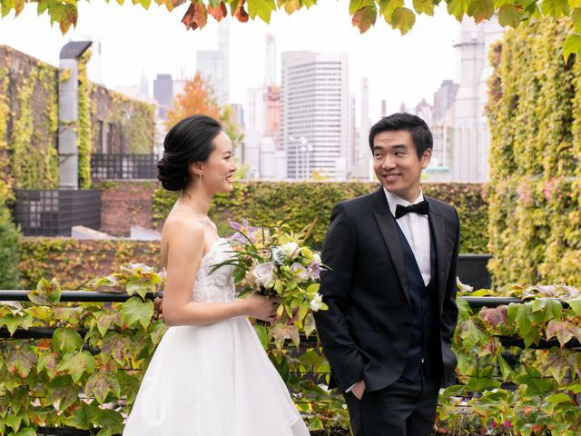The wedding of Cathy and Vito