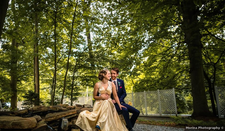 Rocky and Sarah's Wedding in West Chester, Pennsylvania