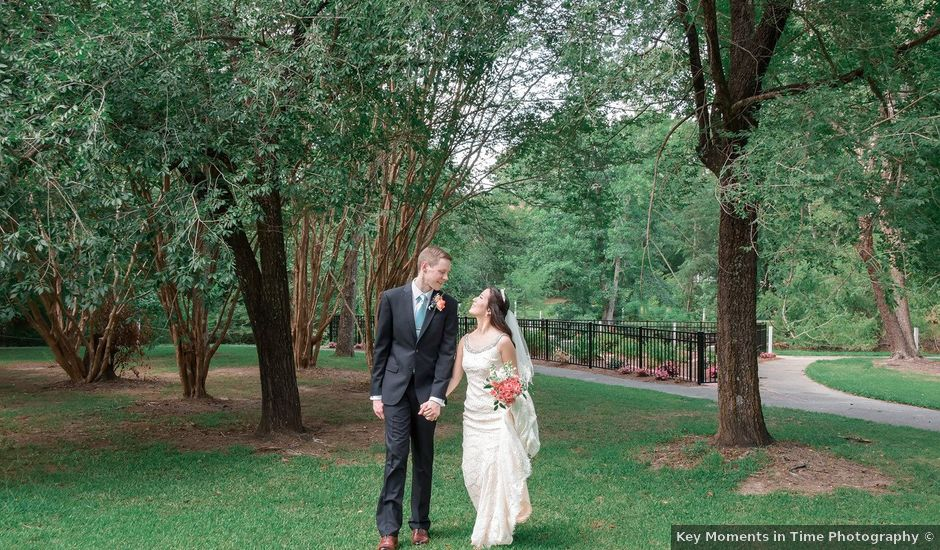 Adam and JiYou's Wedding in Auburn, Alabama