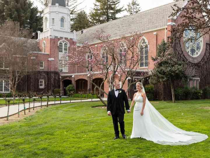 The wedding of Daniel and Rachel