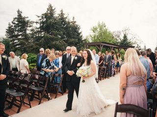 The wedding of Jenna and Adam 3