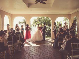 Chris and Kelly's Wedding in Sarasota, Florida 3