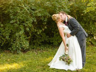 The wedding of Kiersten and Devon