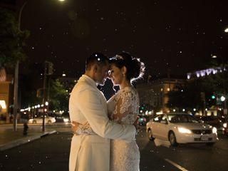 The wedding of Mahta and Arash 1