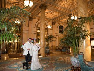 The wedding of Mahta and Arash 3