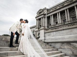 The wedding of Mahta and Arash