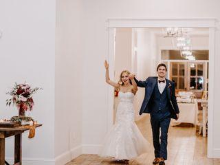 The wedding of Lauren and Leevi