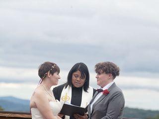 The wedding of Jess and Kala 3