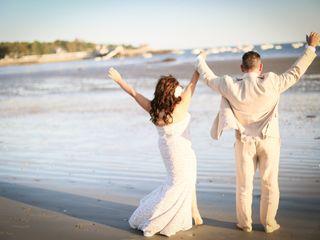 The wedding of Chris and Sandy 3