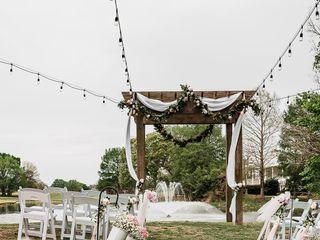 The wedding of Rachel and Derrick 2
