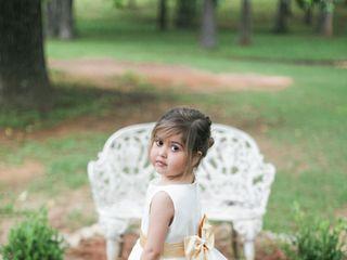 Mallory and James's Wedding in Kilgore, Texas 7