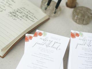Mallory and James's Wedding in Kilgore, Texas 11