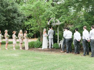 Mallory and James's Wedding in Kilgore, Texas 13