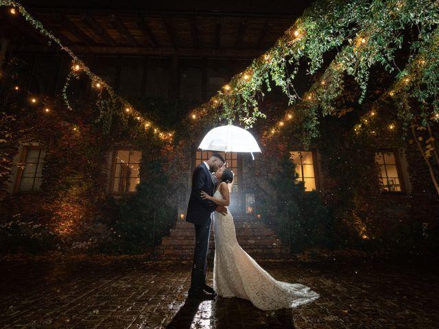 The wedding of Ashley and Gergory