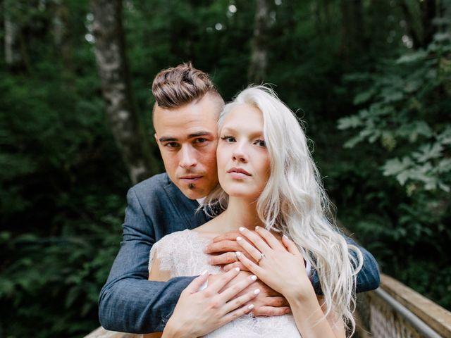 Xav and Lisa's Wedding in North Plains, Oregon 1