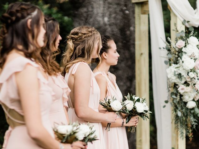 Christian and Marie's Wedding in Wilmington, North Carolina 35
