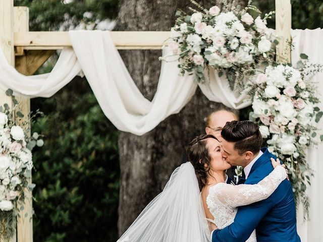 Christian and Marie's Wedding in Wilmington, North Carolina 37