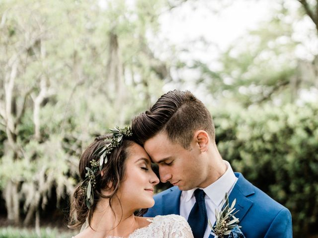 Christian and Marie's Wedding in Wilmington, North Carolina 42