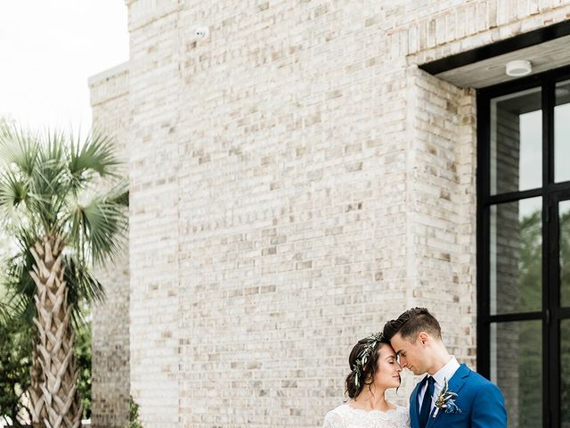 Christian and Marie's Wedding in Wilmington, North Carolina 43