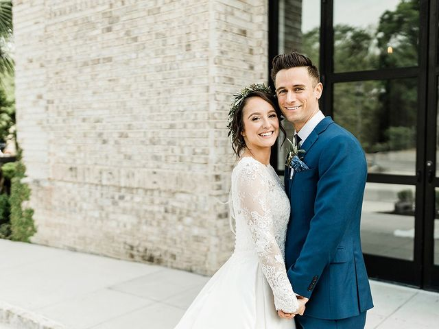 Christian and Marie's Wedding in Wilmington, North Carolina 45