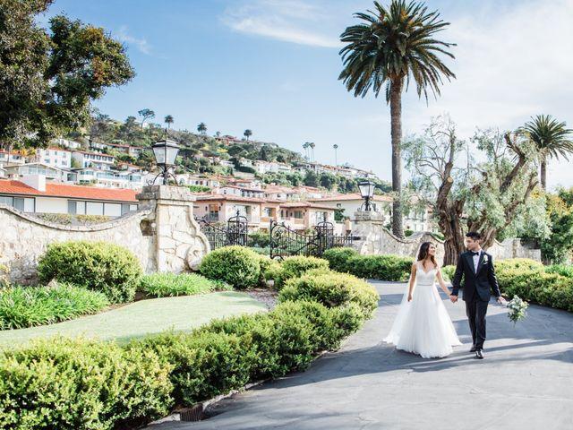 Brian and Lauren's Wedding in Rancho Palos Verdes, California 1