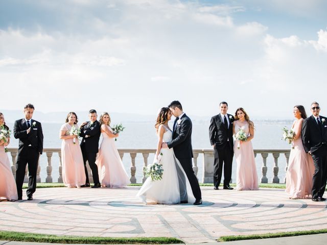 Brian and Lauren's Wedding in Rancho Palos Verdes, California 2