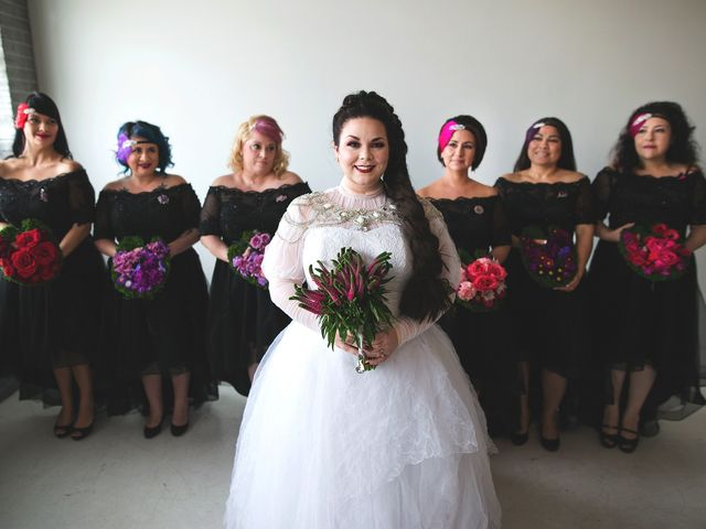 Jason and Brandi's Wedding in Houston, Texas 13