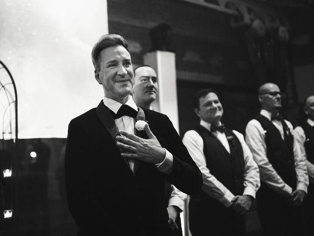 Jason and Brandi's Wedding in Houston, Texas 24