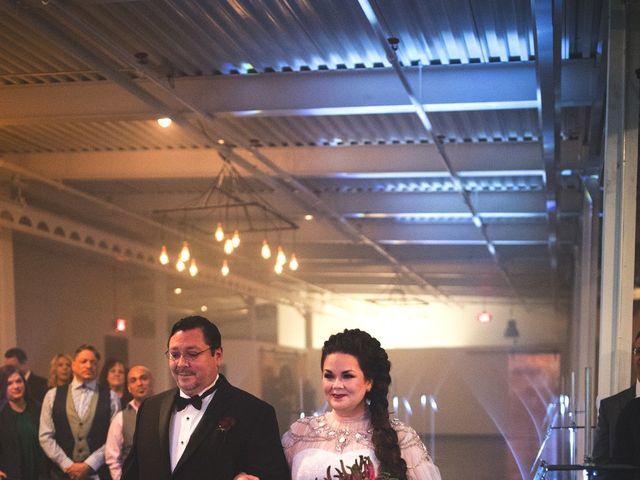 Jason and Brandi's Wedding in Houston, Texas 25