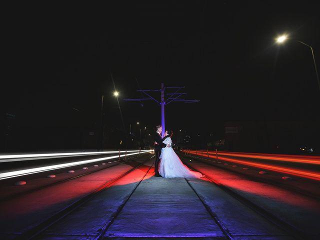 Jason and Brandi's Wedding in Houston, Texas 31