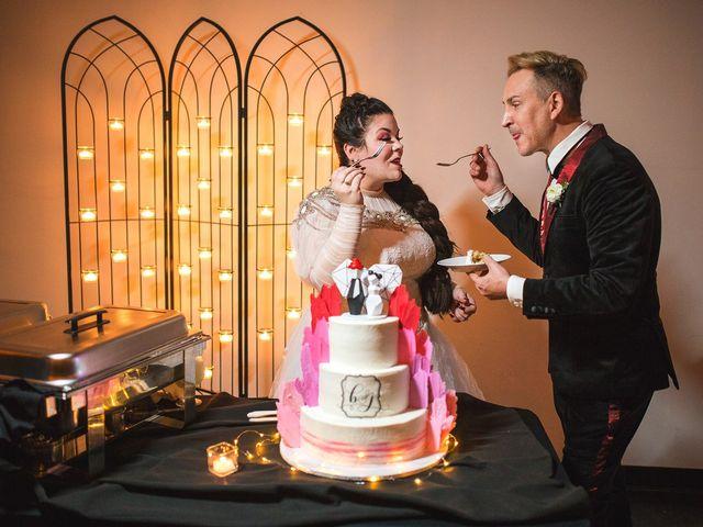 Jason and Brandi's Wedding in Houston, Texas 43