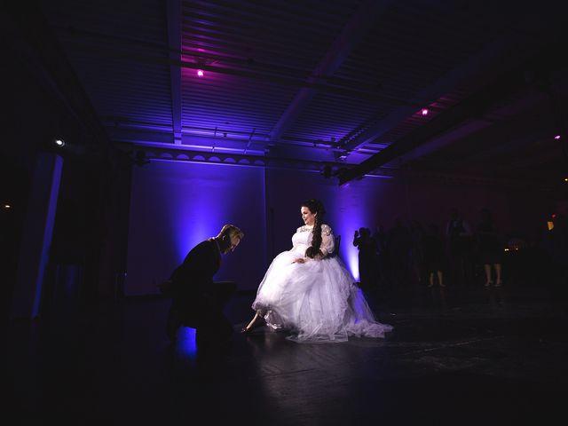 Jason and Brandi's Wedding in Houston, Texas 45
