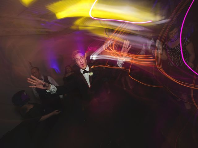 Jason and Brandi's Wedding in Houston, Texas 49