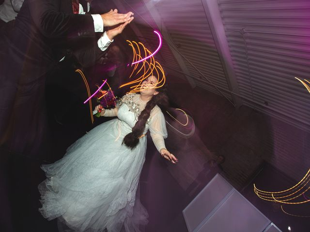 Jason and Brandi's Wedding in Houston, Texas 50